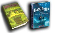 Harry Potter and the Half-Blood Prince | Scholastic.com