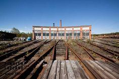 Warehouse in Rovaniemi, Finnish Lapland, Photo by Jani Kärppä / Lappikuva #arcticshooting #filmlapland #lapland