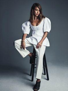 Jessica Alba by Patrick Demarchelier for Vogue Australia February 2016