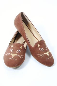 Kitty Cat Flats