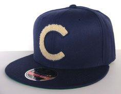 Chicago Cubs Retro American Needle Varsity Snapback Cap Hat