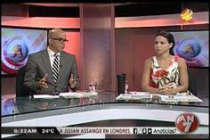 Debate Del Dia En AN7- El Curriculum De Roberto Rosario