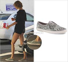 Keds 'Taylor Swift Champion Metallic Lace' - $29.95 (on sale!)