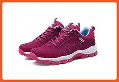 Always Pretty Women/Men's Casual Walking Hiking Trail Shoes Running Shoes Sneakers Rose(Women) US 5 - Sneakers for women (*Amazon Partner-Link)