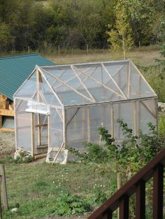 Preparing the Greenhouse for Planting