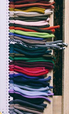 Colorful macrame cord 5 mm 6 mm Macrame Cord, Knots, Braids, Textiles, Handmade Gifts, Blanket, Create, Crochet, Bracelets