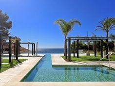 piscinas hotel elba lanzarote royal village resort pinterest
