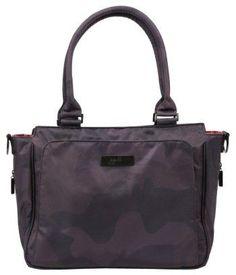 Ju-Ju-Be Infant 'Be Classy - Onyx Collection' Messenger Diaper Bag - Black