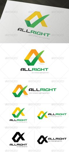 News - Logo Design Template Vector #logotype Download it here: http ...