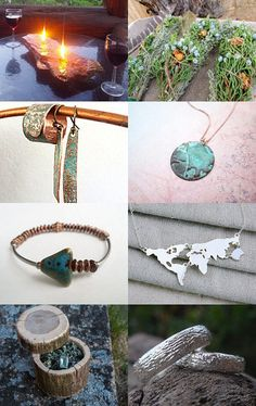 Mother Nature Reclaimed by Kelly Ringer on Etsy--Pinned with TreasuryPin.com