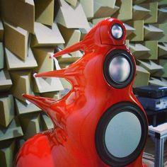 Recently sprayed Nautilus. Colour reference? Magnum P.I's car #nautilus #audiophile