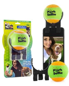 Accessory | Pooch Selfie | Smart Phone Attachment