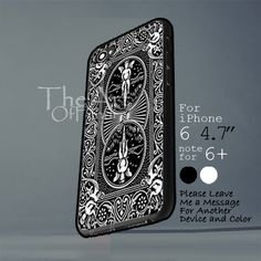 black playing card side Iphone 6 note for 6 Plus Iphone 4, Iphone Cases, New Product, Playing Cards, Notes, Prints, Handmade, Accessories, Color