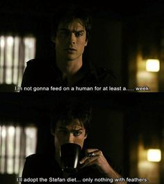 Funny Vampire Diaries Quotes | 2012-01-17 @ 21:26:01 Permalink Citat , Kommentarer (0) Trackbacks ()