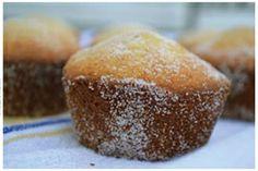 Gluten-Free Cinnamon Doughnut Muffins