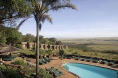 Mara Serena Lodge in the Maasai Mara, Kenya