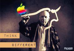 Τι σχέση έχει η #Apple με τον #Πικάσο ?   Επιμέλεια: Δήμητρα Ντζαδήμα  #picasso #logic #strategy #art #artist #SteveJobs http://fractalart.gr/apple-picasso/
