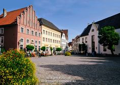 love this horsey town, Warendorf, Germany