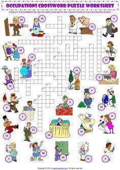 Resultado de imagen para crossword puzzle school supplies