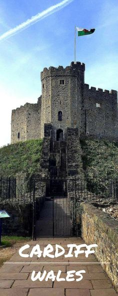 Discover all you can see with one day in Cardiff, the beautiful capital of Wales, including its beautiful castle, lively city centre and waterfront and a special museum for Dr Who lovers #wales #uk #castles #cardiff