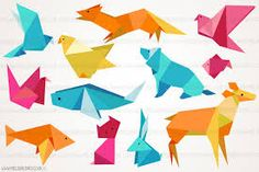 The paper crane is the most basic and most common origami work. Some origami looks complicated to create but a little practice and you can make your own paper art with your young kids. There are tutorial videos you can find in the internet for easy and basic origami creations suit for you.