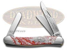 CASE XX Slant Series Peppermint Corelon Medium Stockman 1/2500 Pocket Knife - CA9318-S-PM | 9318-S-PM - 026615904731