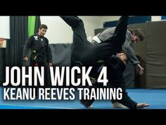 JOHN WICK Chapter 4 | BEHIND THE TRAINING of Keanu Reeves Non Stop, Keanu Reeves, Behind, John Wick, Wicked, Acting, Training, Videos, Music