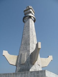 Nampo Lighthouse, North Korea