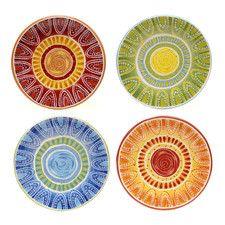 Tapas Dessert Plate (Set of 4)