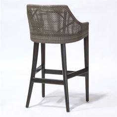 Sailcloth Beach Chairs Outdoor Double Chaise Lounge The Palecek Vincent Counter Bar Stool. Minimum Purchase Of 2; Fabric Options Available; Shown In ...