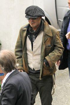 Johnny Depp Abbey Road London