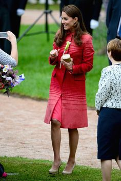 Kate Middleton- coat wool