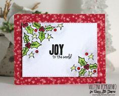 Happy Little Stampers Christmas Joy stamp set