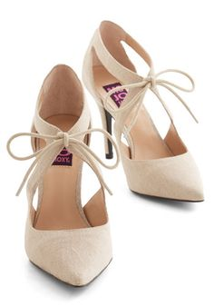 Cute vintage meets modern wedding shoes - Shared Dreams Heel