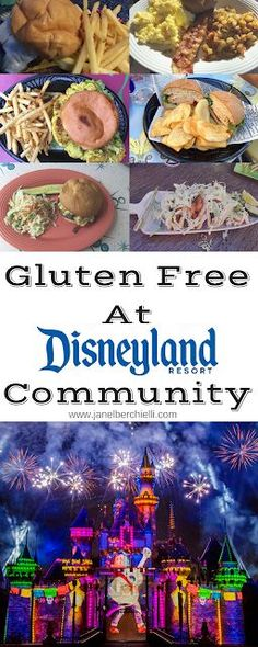 I've been searching the web often for gluten free food options at Disneyland. I have found tons of gluten free options from WDW but not as much from Disneyland here in California. Best Disneyland Restaurants, Disneyland Dining, Disneyland Pins, Disneyland Vacation, Disney Dining, Disney Tips, Disney Fun, Disney Travel, Disney Parks