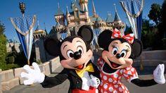 Ir a Disneylandia y volver a ser niño