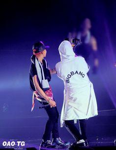 BIGBANG | G-Dragon & T.O.P | 2015 WORLD TOUR x MADE IN Shanghai
