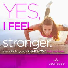 Jeunesse combines break through sciences in a product system that enhances youth by working at the cellular level. By focusing on health, longevity & renewal of cells, we help people enjoy vibrant youthful results that last! Stop Making Excuses, Porto Rico, Self Confidence Quotes, Cellular Level, Flawless Skin, Quotable Quotes, Weight Management, Build Muscle, Cellulite