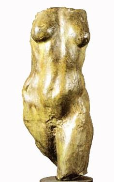 Camille Claudel was the protege & mistress of Rodin who became his competitor for commissions