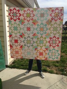 Fireworks quilt | Flickr - Photo Sharing!