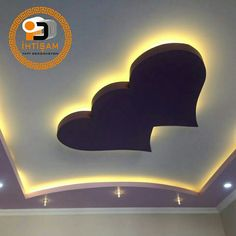 For bedroom celling