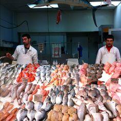 Best fishmongers