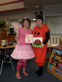 The K Passmore Family Book Character Day  sc 1 st  Pinterest & Cute idea - have an older student dress up like a book character and ...