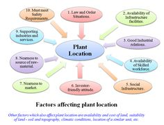 Locational Attributes for a Plant Layout - Management Guru Exam Time, Operations Management, Law And Order, Teaching Reading, Time Management, Factors, Leadership, Layout, Marketing