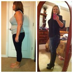 After 1 year, and almost accomplishing her goals. Enough said.