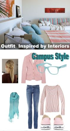 Get Inspired: Outfit Inspired by Interiors