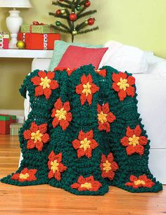 Plush and comfy throws for children and adults are easy to crochet with the designs in Q-Hook Afghans for the Family. Once you see how fast they work up, you'll enjoy making them to share! Each is fas
