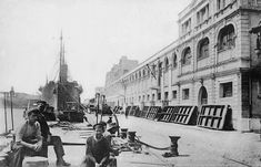 Thessaloniki, Macedonia, Old Photos, Street View, Painting, Antique Photos, Paintings, Old Photographs, Draw