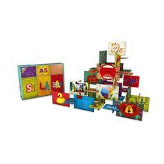 Jogo Educativo As Sílabas - Pré-Escolar - Playsets - El Corte Inglés - Brinquedos