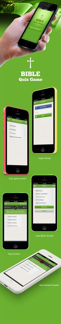 Bible Quiz Game for ios
